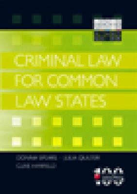 Criminal Law for Common Law States